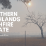 southern highlands bushfire update
