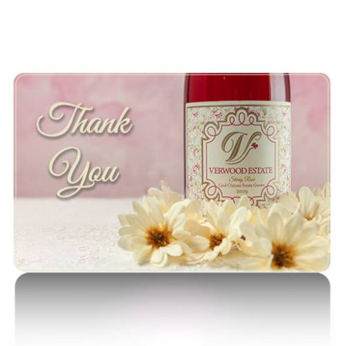 Verwood Estate Thank You Gift Card