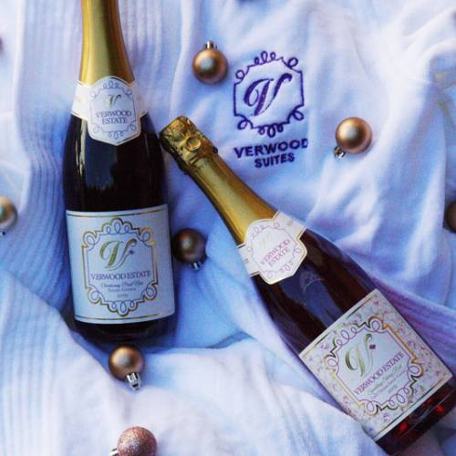 Christmas Wine Gift for two